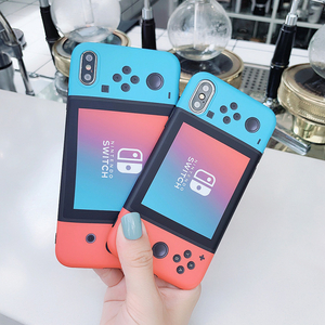 ストリートファッションゲーム機 ケースNintendo Nintend Switch iphoneケース オシャレ セレブ iPhone 11/11 Pro Max iPhoneXR iPhoneX iPhone8 iPhone7  iPhone8 plus iPhone7 plusカバー
