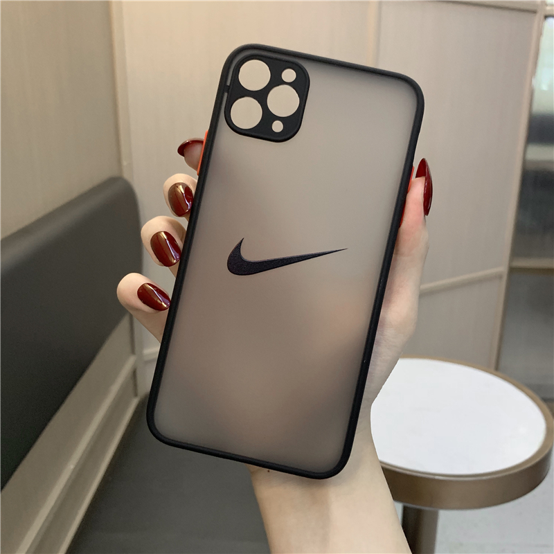 Nikeナイキ  iphone12pro ケース iphone12mini衝撃吸収オシャレ セレブ iPhone 11 Pro Max iPhonexsmax iPhonexr iPhoneX iPhone8 iPhone7 iPhone8 plus